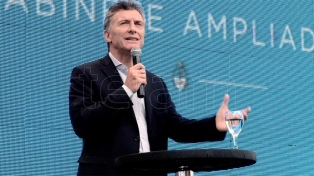 """Macri, sobre la situación judicial de Cristina Kirchner: """"Tiene que rendir cuentas"""""""