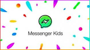 Facebook lanza una versión para chicos de su chat Messenger