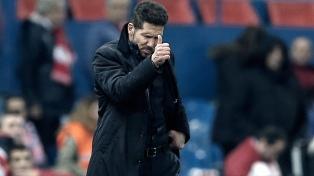 Atlético Madrid igualó en Inglaterra y ahora jugará Europa League