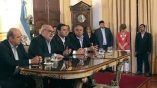 """El gobernador Colombi afirmó que deja """"una provincia en crecimiento"""""""