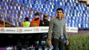 Mauricio Larriera dejó su cargo como técnico de Godoy Cruz