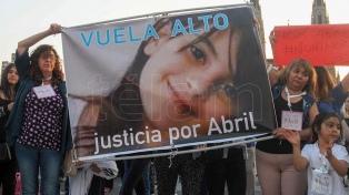Disponen que siga en prisión el autor del crimen de Abril Bogado