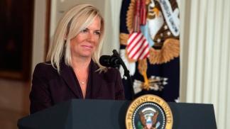 Kirstjen Nielsen, secretaria de Seguridad Nacional de Estados Unidos