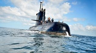 Citan a autoridades de la Armada en la causa del San Juan