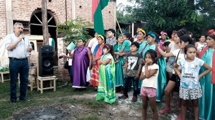 Las comunidades indígenas reciben fondos para conservar bosques nativos