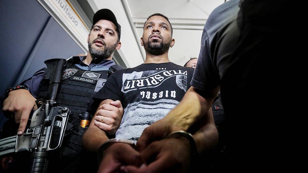 Arrestan al narcotraficante más buscado de Río
