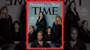 Time eligió como personaje del año a las víctimas de acoso y abuso sexual