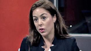 Impiden a Picetti ingresar al Congreso para jurar como diputada