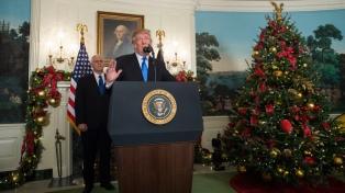 Temen que la decisión de Trump sobre Jerusalén reavive el conflicto