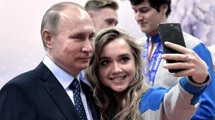 El 75% de los rusos que votará en marzo lo hará por Putin