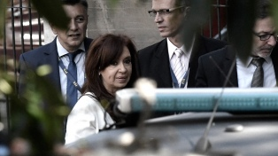 Comienza el primer juicio oral a la ex presidenta Cristina Kirchner por asociación ilícita