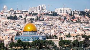 """Irán condena """"enérgicamente"""" la decisión de Trump sobre Jerusalén"""