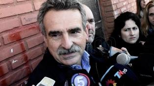 """Rossi: """"Buscan encarcelar y silenciar voces"""""""