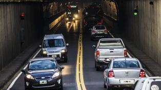 Controlarán el peso de los vehículos de carga en el Túnel Subfluvial Paraná-Santa Fe
