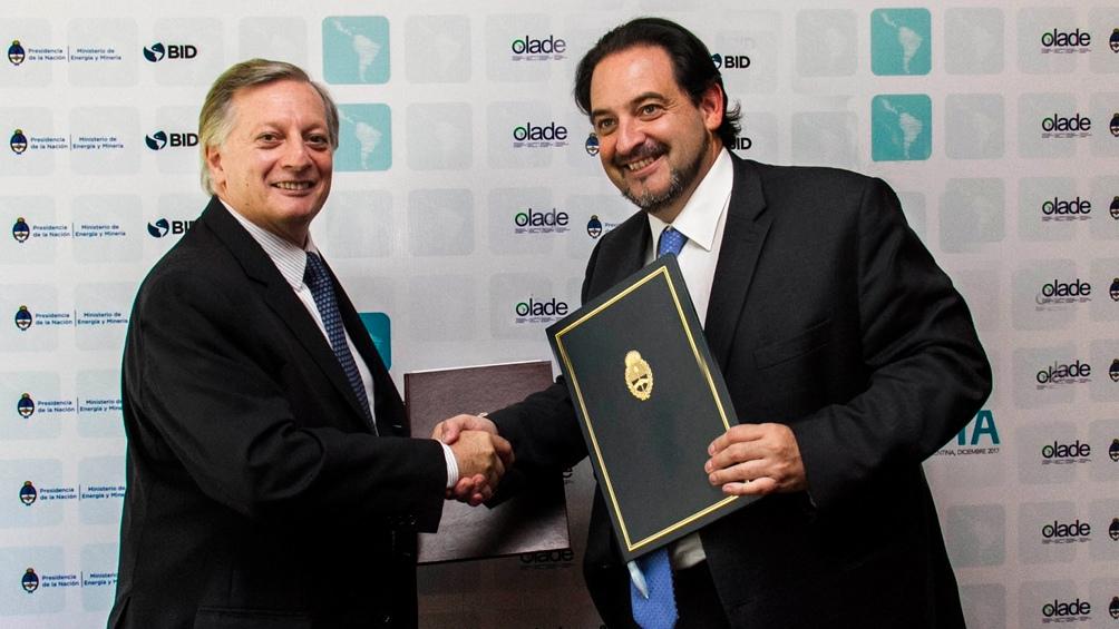 Se firmó acuerdo que intensificará intercambios energéticos entre Chile y Argentina