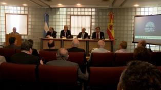 El embajador español en la Argentina habló sobre la situación de Cataluña