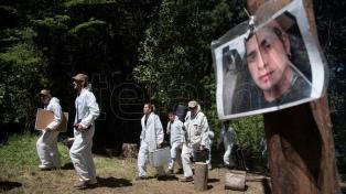 El juez Villanueva encabezó un peritaje de más de siete horas donde murió Rafael Nahuel