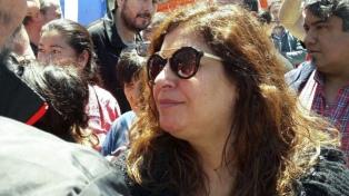 """Alicia Sánchez aseguró que su marido es """"un desaparecido más"""""""