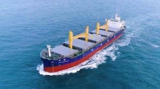 """Debutó en Shanghai el primer barco """"inteligente"""" de industria china"""