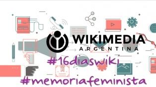 Una campaña en Twitter invita a sumar más biografías de mujeres en Wikipedia
