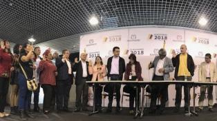 Las FARC inscribieron a sus candidatos para las elecciones legislativas de 2018