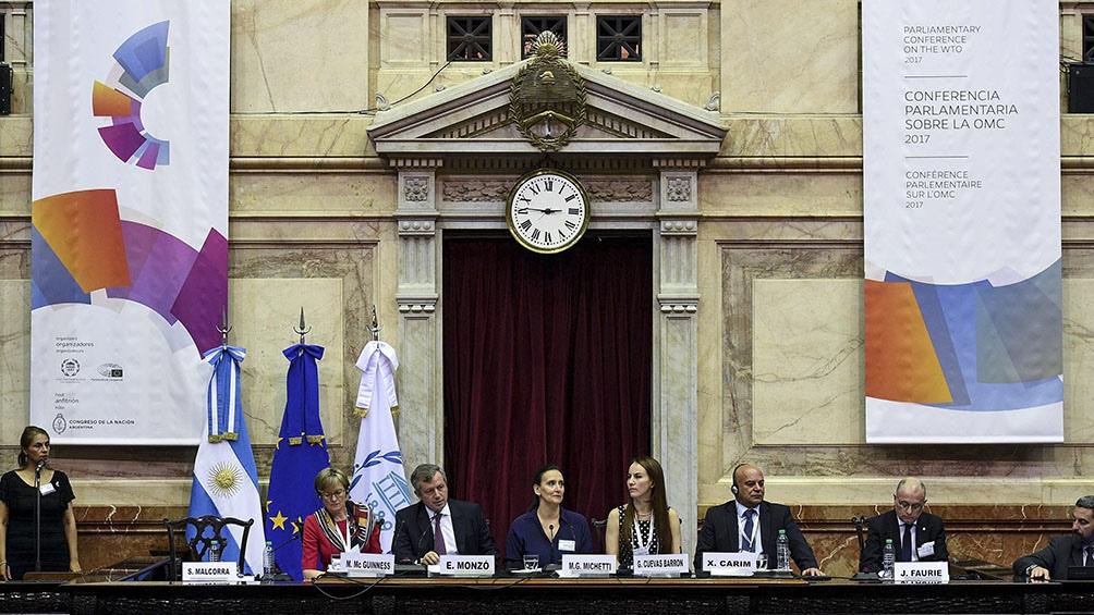 Presidente argentino y director general de OMC inaugurarán XI Conferencia Ministerial