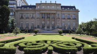 Un siglo del Palacio Bosch, la joya de estilo francés donde vive el embajador de EEUU
