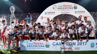 River se consagró bicampeón de la Copa Argentina