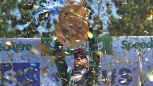 Canapino se consagró campeón del Turismo Carretera por segunda vez