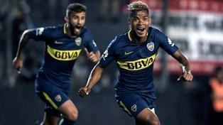 Boca venció a Estudiantes y quedó como único líder