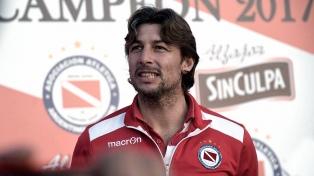 Vélez confirmó a Gabriel Heinze como el nuevo entrenador
