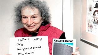 Margaret Atwood ofrecerá una charla en la Biblioteca Nacional