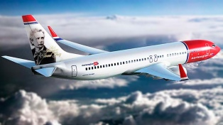 El gobierno otorgó a Norwegian Argentina la autorización para operar 153 vuelos