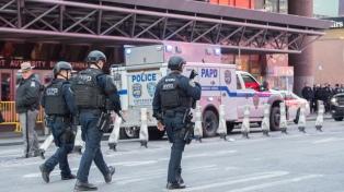 Confirman que la explosión en Nueva York fue un intento de ataque terrorista