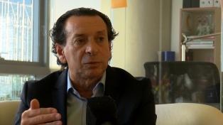 """Dante Sica consideró que pedir un préstamo preventivo al FMI es un """"buen resguardo"""""""