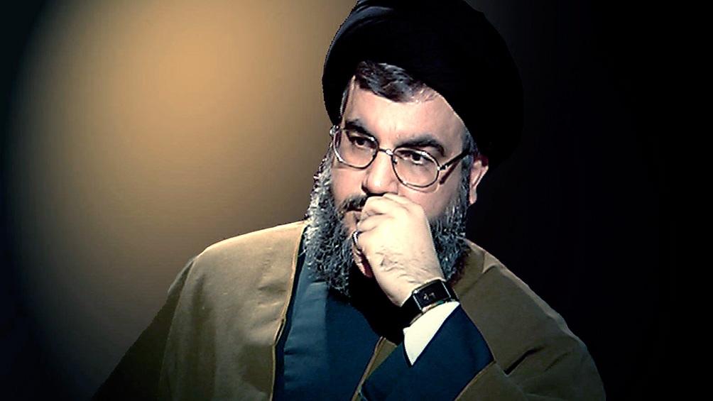 Hassan Nasrallah, líder de Hezbollah
