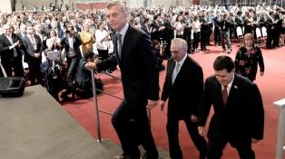 Macri lanza un Plan de Derechos Humanos y mantiene reuniones de coordinación