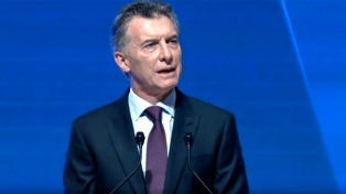 Macri repudió la agresión a Lousteau