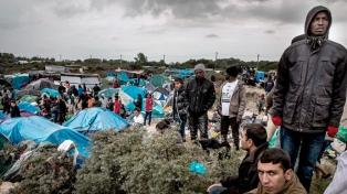 Fuerte aumento de la llegada de migrantes por mar y tierra