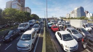 Transporte lanzó iuna niciativa para la reducción de emisiones de carbono