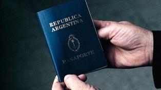 Desde hoy el pasaporte saldrá un 70 por ciento más caro