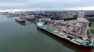 Bahía Blanca: el puerto movilizó casi 21 millones de toneladas de mercaderías en diez meses