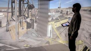 Estudiantes salteños aprenderán sobre pozos petroleros con un simulador de realidad virtual