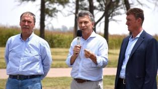 """Macri dijo que las reformas buscan dar """"previsibilidad"""""""