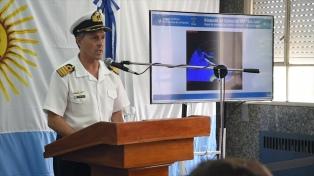 Un nuevo buque zarpa hacia la zona de búsqueda del submarino
