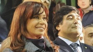 """Zannini envió una carta a Cristina Fernández para darle su """"apoyo y solidaridad"""""""