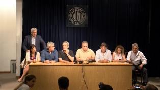 El consejo directivo de la CGT se reúne a las 18