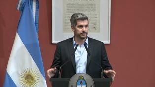 """Peña dijo que el dinero recibido por Etchevehere de parte de la Rural es la """"liquidación de un ex empleador"""""""