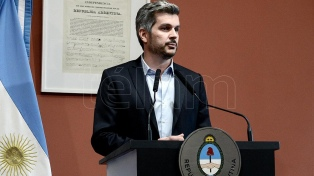 """Peña aseguró que el país """"está en perfectas condiciones para superar esta transición"""""""