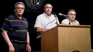 La CGT ratificó al triunvirato y acordó un Confederal para el 2018